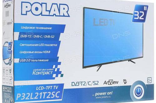 Телевизор с поддержкой DVB-T2